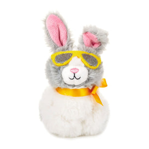Zip Along Bunny With Sunglasses Stuffed Animal