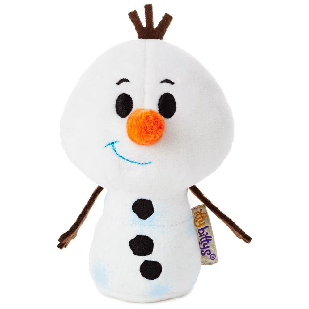 itty bittys Disney Frozen 2 Olaf Stuffed Animal Special Edition