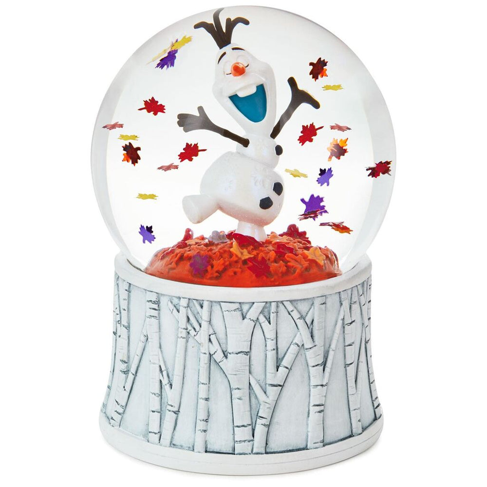 Disney Frozen 2 Olaf Snow Globe
