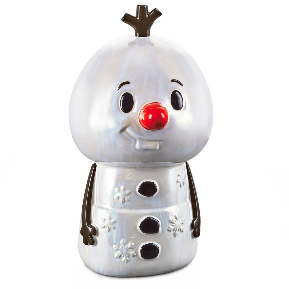 Disney Frozen 2 Olaf Ceramic Coin Bank With Sound