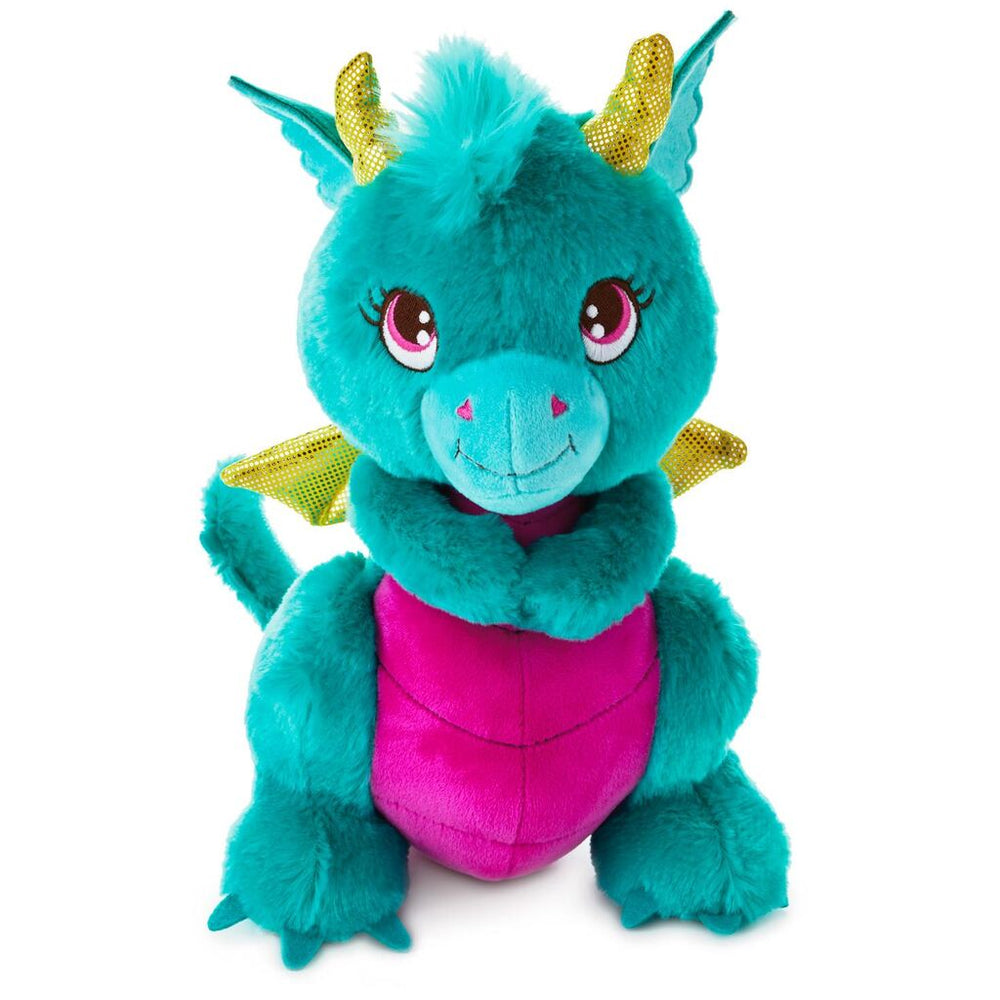 Load image into Gallery viewer, Misty the Dragon Stuffed Animal, 10.95""