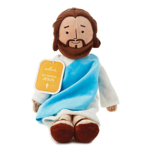 Load image into Gallery viewer, My Friend Jesus Stuffed Doll, 13""