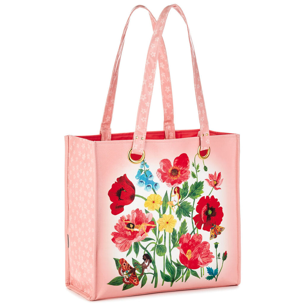 Oana Befort Floral Tote Bag