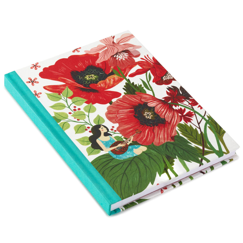 Load image into Gallery viewer, Oana Befort Floral Hardback Notebook