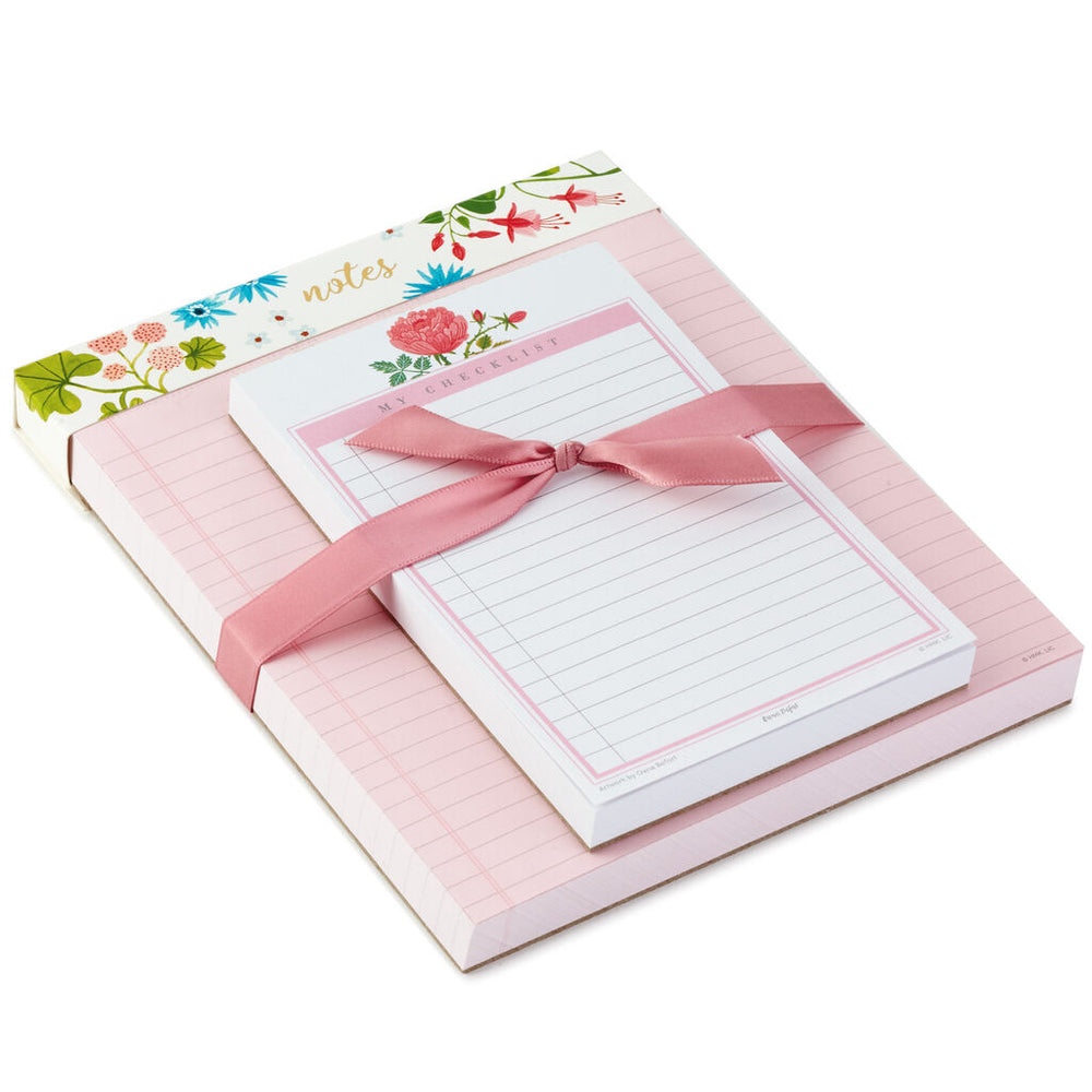 Oana Befort Floral Memo Pads, Set of 2
