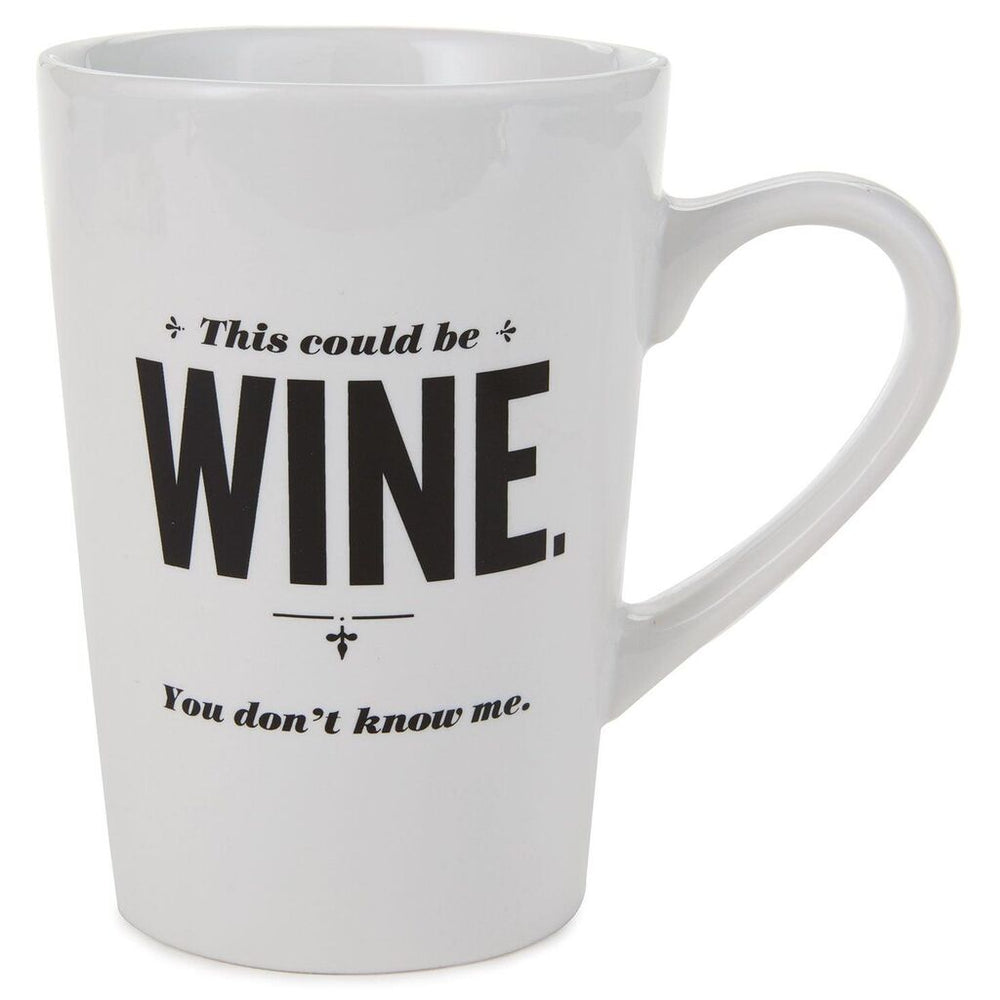This Could Be Wine Ceramic Mug, 15 oz.