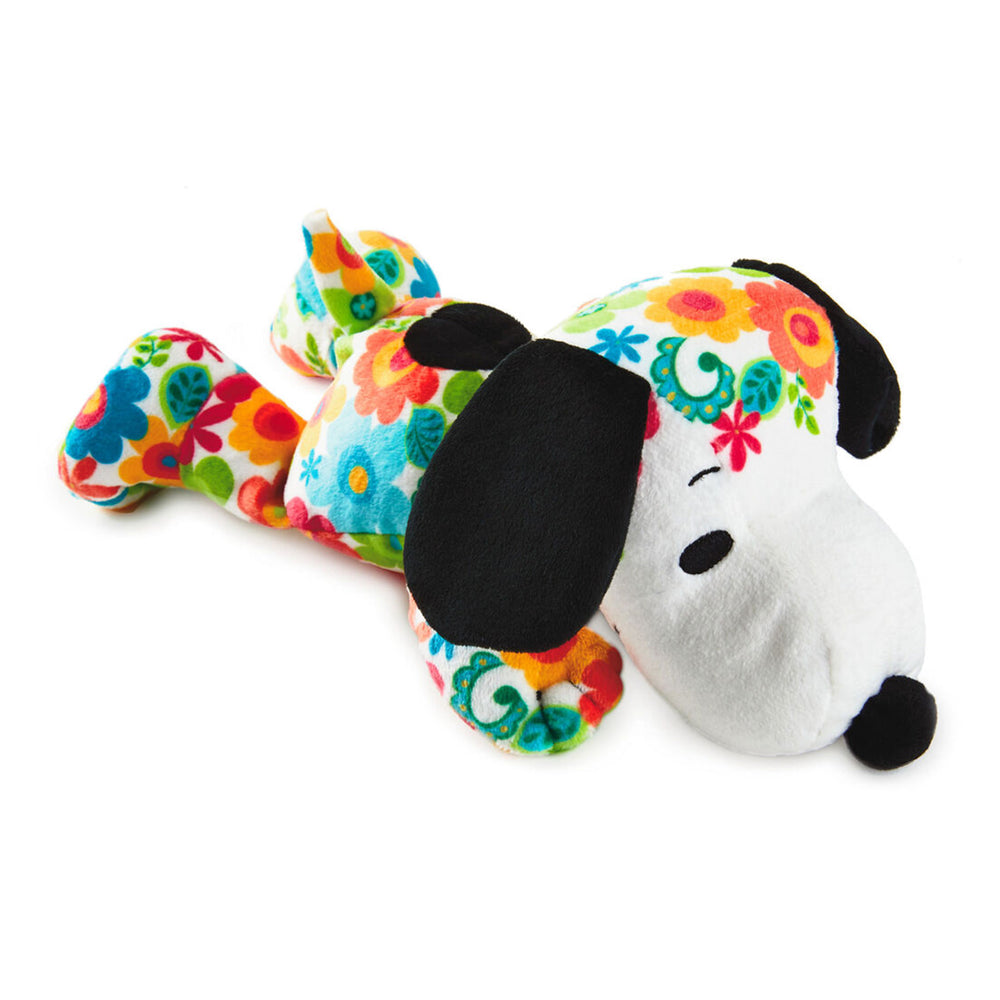 Peanuts® Snoopy Blossom Buddy Floppy Stuffed Animal, 10.5""