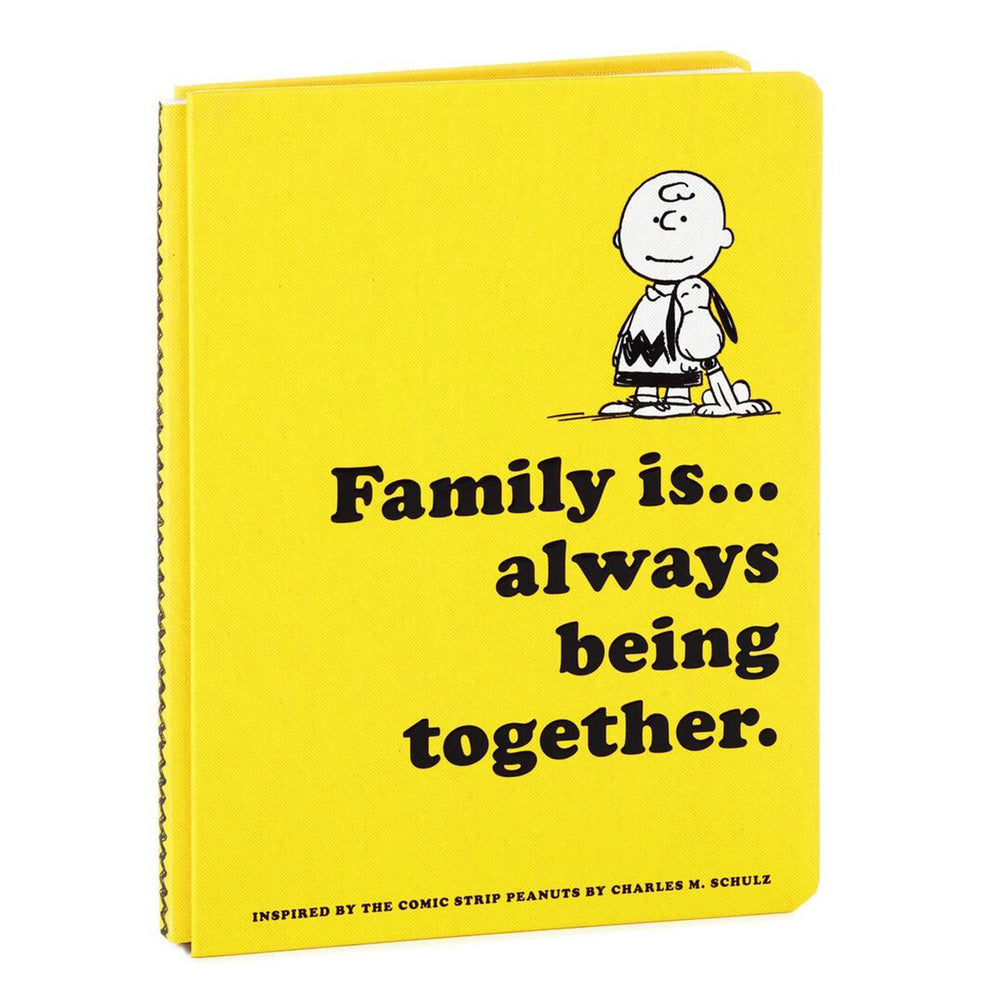 Peanuts® Family Is… Always Being Together Book