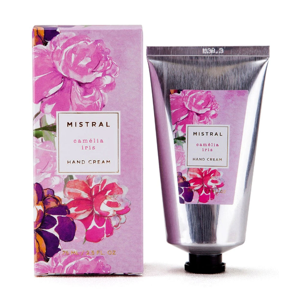 Load image into Gallery viewer, Camelia Iris Hand Cream