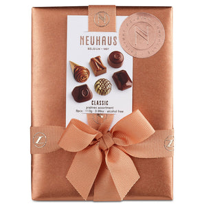 Load image into Gallery viewer, Neuhaus Belgian Chocolate Traditional Ballotin, 1/4 lb