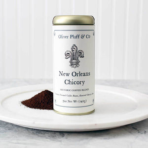 New Orleans Chicory Blend Coffee Tin