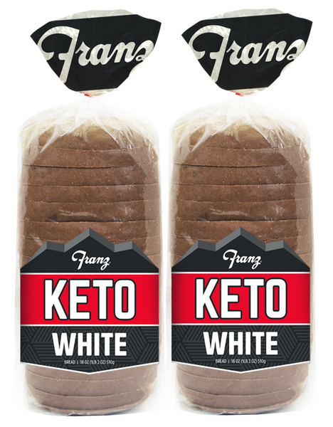 Keto White Bread- 2 loaves