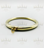 "Type ""16"" 8mm Hollow Brass Rings"