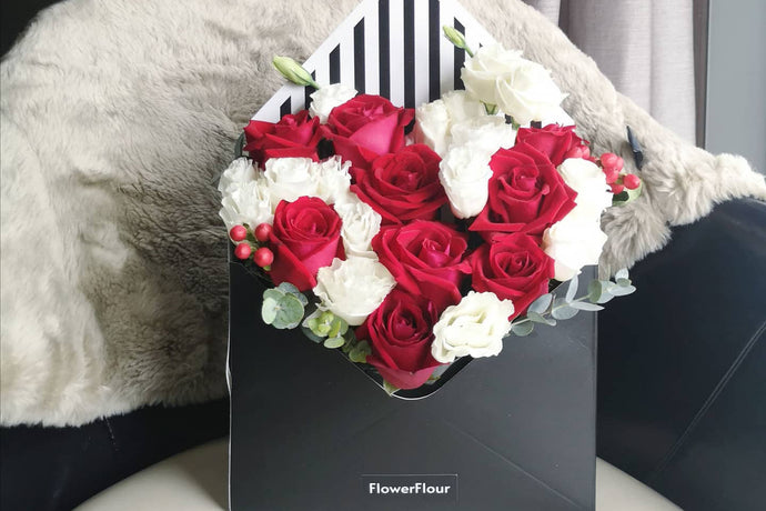 Top Four Reasons To Purchase Fresh Flowers Online