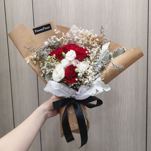 Just Because | Rustic Bouquet (19-20 July)