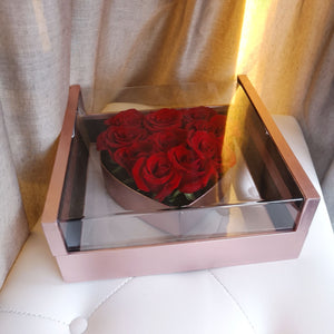 Flower Box Rose