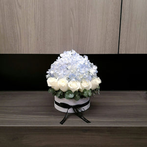 Flower Round Box | 26-29 Sept