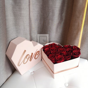 Rose Bowl | Preserved Flowers