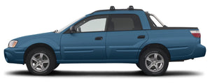 SUBARU BAJA 2005 SERVICE AND REPAIR MANUAL