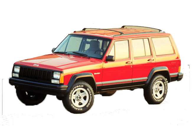 Jeep Cherokee XJ 1988 1989.1993 1995 Service Manual