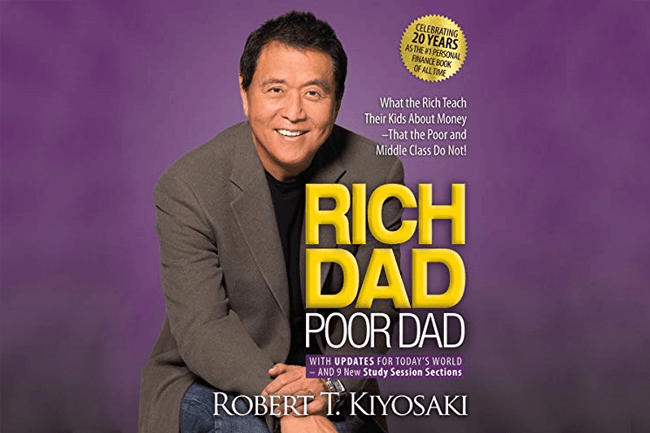 Rich Dad Poor Dad Audio Book