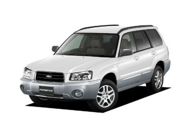 Subaru 1999 Forester Owners Manual