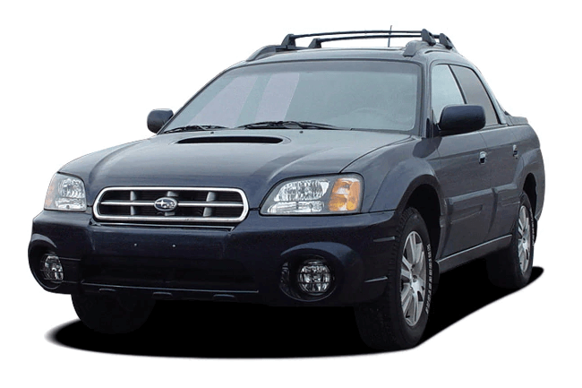 Subaru Baja Service Workshop Manual 2006