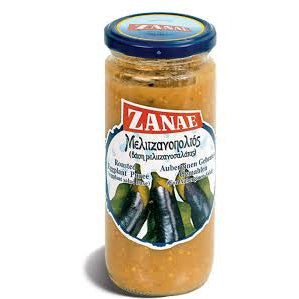 Zanae Roasted Eggplant Puree 450g