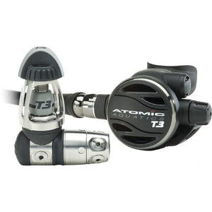Atomic Aquatics T3 Titanium Regulator Yoke