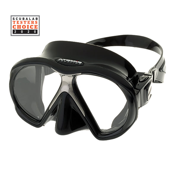Atomic Aquatics Subframe Mask Black Black