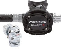 CRESSI T 10 SC CROMO GALAXY ADJUSTABLE REGULATOR