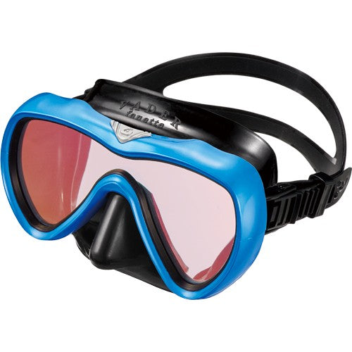 Gull Vader Fanette Mask Black Sea Blue