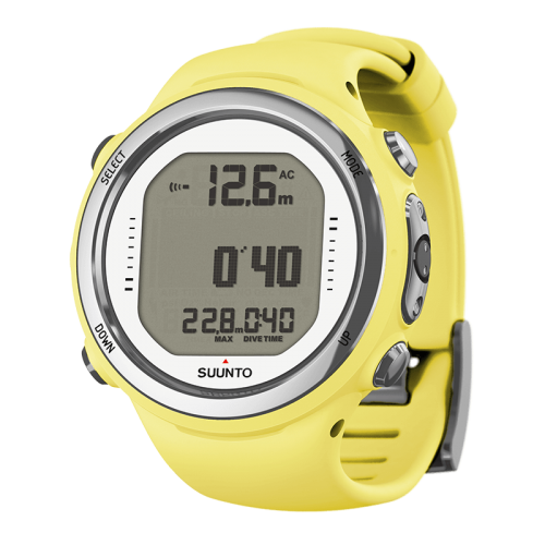 Suunto D4i Novo with USB Dive Computer
