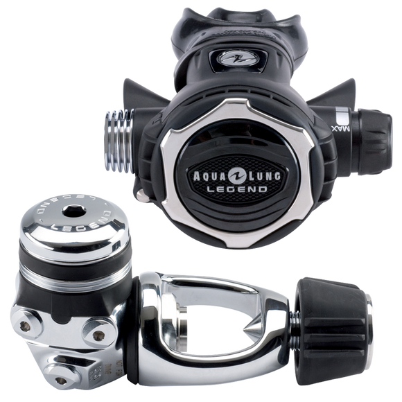 Aqualung Regulator Legend LX Yoke