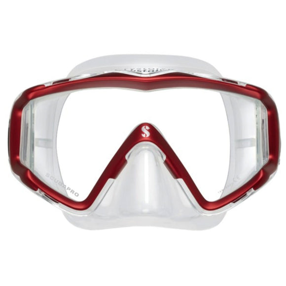 scubapro-crystal-vu-mask-red