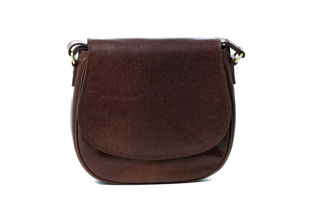 Rugged Hide Nala Leather Cross Over Bag