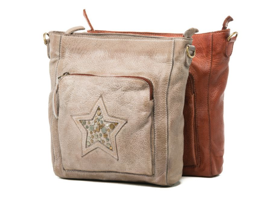 Rugged Hide Riley sling bag
