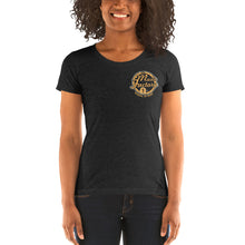 Load image into Gallery viewer, Music Factory Classic Ladies' short sleeve t-shirt