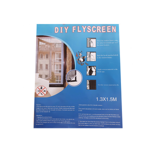 DIY Fly Screen Kasa Anti Nyamuk (White) - Toko Indo NZ