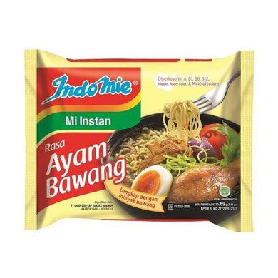 Indomie Ayam Bawang Flavoured Instant Noodles - Toko Indo NZ