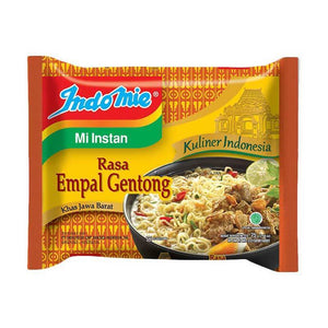 Indomie Empal Gentong Flavoured Instant Noodles (< 10 pcs available) - Toko Indo NZ