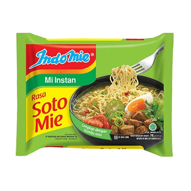 Indomie Soto Mie Flavoured Instant Noodles - Toko Indo NZ