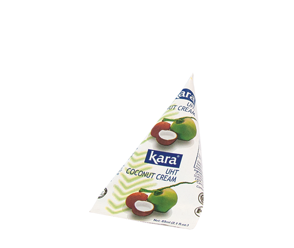Kara Santan UHT Coconut Cream Single-use Pack 65ml - Toko Indo NZ
