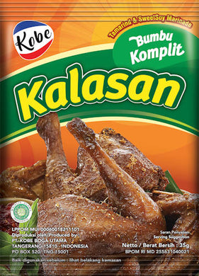 Kobe Bumbu Kalasan Coating Mix - Toko Indo NZ