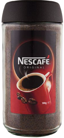 Nescafe Original Coffee 180g - Toko Indo NZ