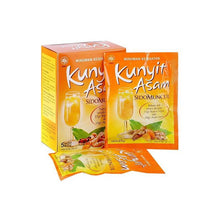 Load image into Gallery viewer, Sidomuncul Kunyit Asam Turmeric Herbal Drink Mix Multipack - Toko Indo NZ