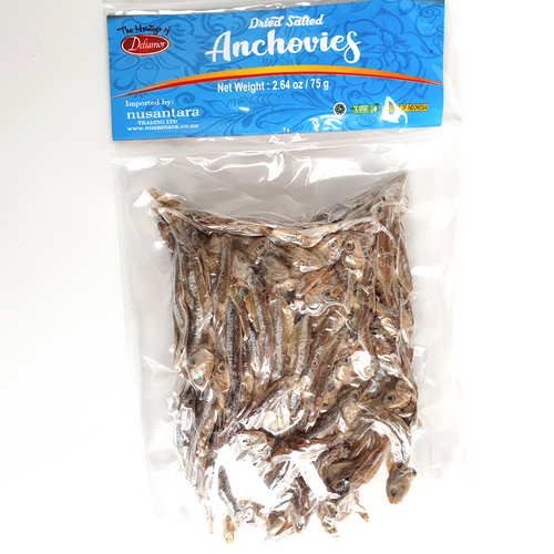 Deliamor Dried Anchovy - Toko Indo NZ