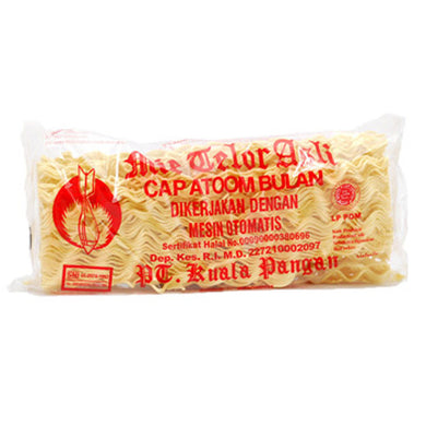 Atom Bulan Dried Egg Noodle - Toko Indo NZ