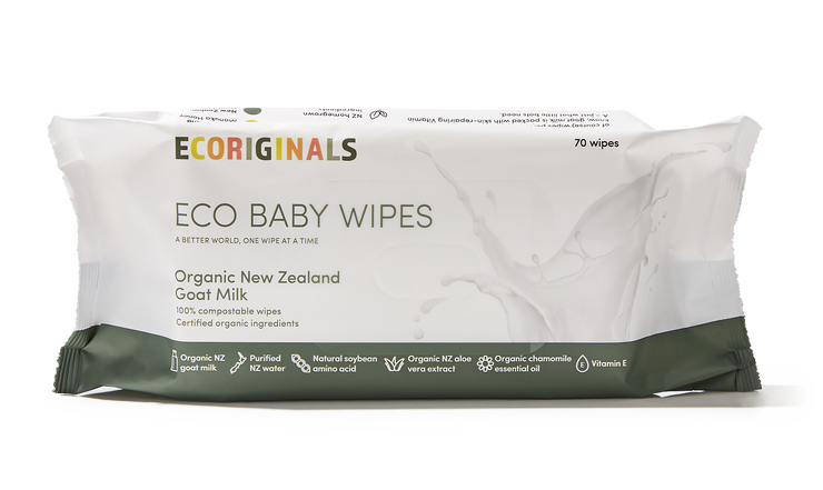 3 Packs of Wipes