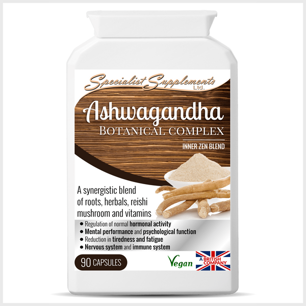 Ashwagandha Botanical Complex - Specialist Supplements - Vitamins & Supplements - TheLifestyleHut